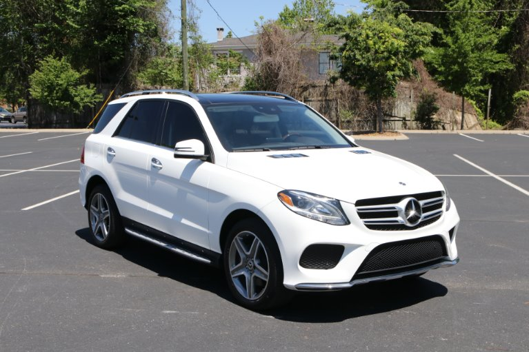 Used 2017 Mercedes-Benz GLE350 SPORT  PKG RWD W/NAV GLE 350 for sale Sold at Auto Collection in Murfreesboro TN 37130 1