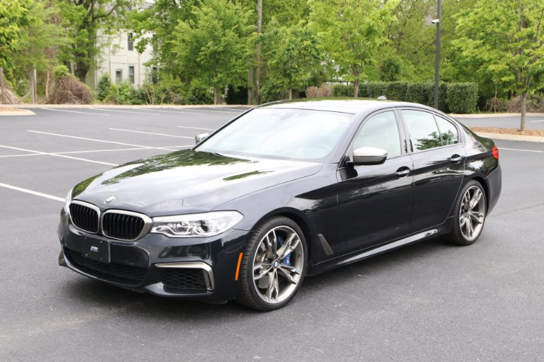 Used 2018 BMW M550 XDRIVE AWD W/NAV M550i xDrive for sale Sold at Auto Collection in Murfreesboro TN 37130 2
