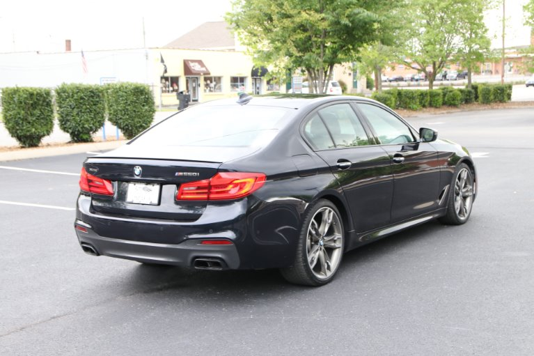 Used 2018 BMW M550 XDRIVE AWD W/NAV M550i xDrive for sale Sold at Auto Collection in Murfreesboro TN 37130 3
