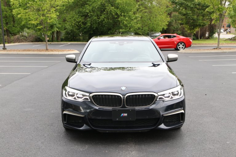 Used 2018 BMW M550 XDRIVE AWD W/NAV M550i xDrive for sale Sold at Auto Collection in Murfreesboro TN 37130 5