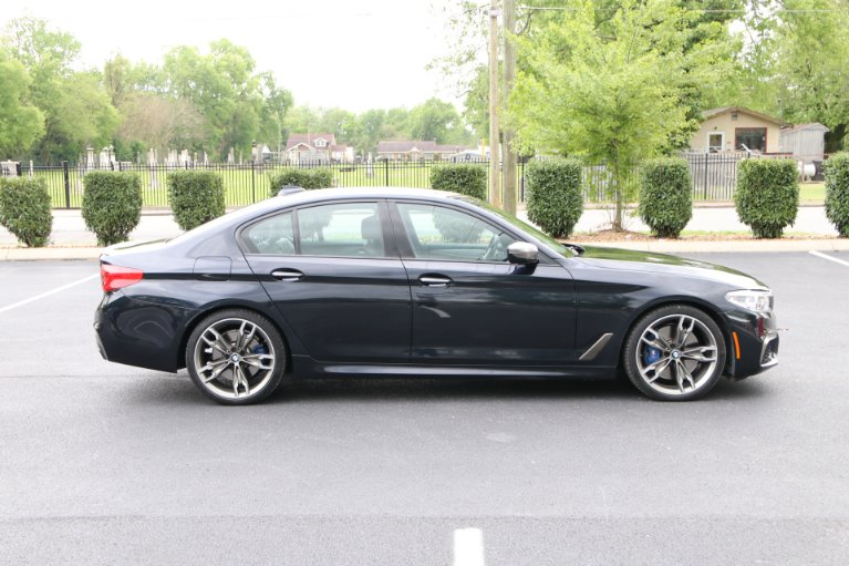 Used 2018 BMW M550 XDRIVE AWD W/NAV M550i xDrive for sale Sold at Auto Collection in Murfreesboro TN 37130 8