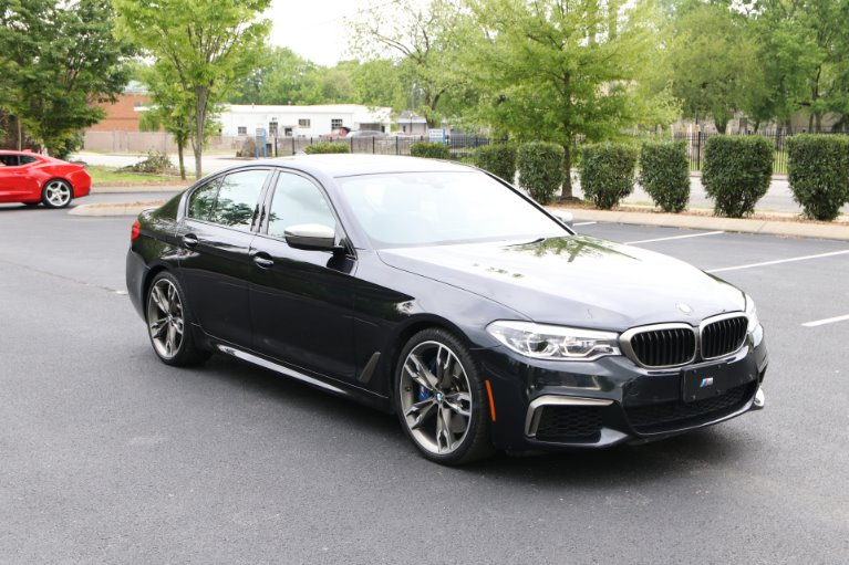 Used 2018 BMW M550 XDRIVE AWD W/NAV M550i xDrive for sale Sold at Auto Collection in Murfreesboro TN 37130 1