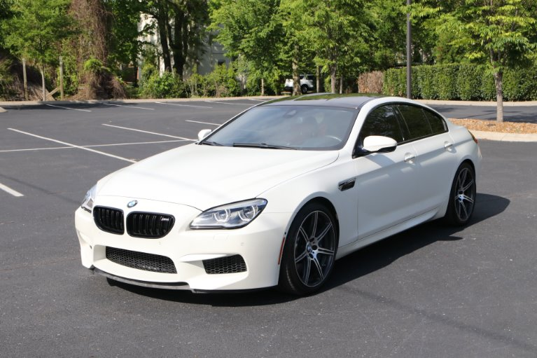 Used 2018 BMW M6 GRAND COUPE COMPETITION PKG W/NAV Gran Coupe for sale Sold at Auto Collection in Murfreesboro TN 37130 2