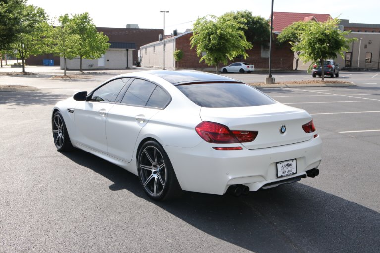 Used 2018 BMW M6 GRAND COUPE COMPETITION PKG W/NAV Gran Coupe for sale Sold at Auto Collection in Murfreesboro TN 37130 4