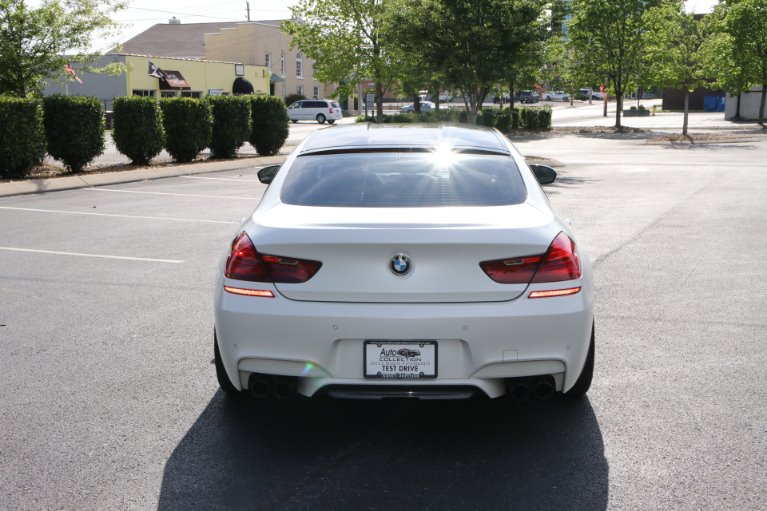 Used 2018 BMW M6 GRAND COUPE COMPETITION PKG W/NAV Gran Coupe for sale Sold at Auto Collection in Murfreesboro TN 37130 6