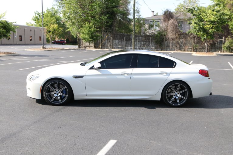 Used 2018 BMW M6 GRAND COUPE COMPETITION PKG W/NAV Gran Coupe for sale Sold at Auto Collection in Murfreesboro TN 37130 7