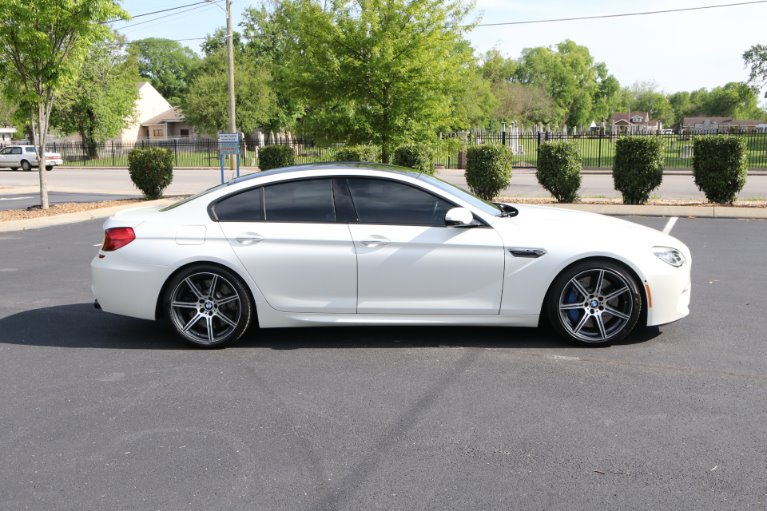 Used 2018 BMW M6 GRAND COUPE COMPETITION PKG W/NAV Gran Coupe for sale Sold at Auto Collection in Murfreesboro TN 37130 8
