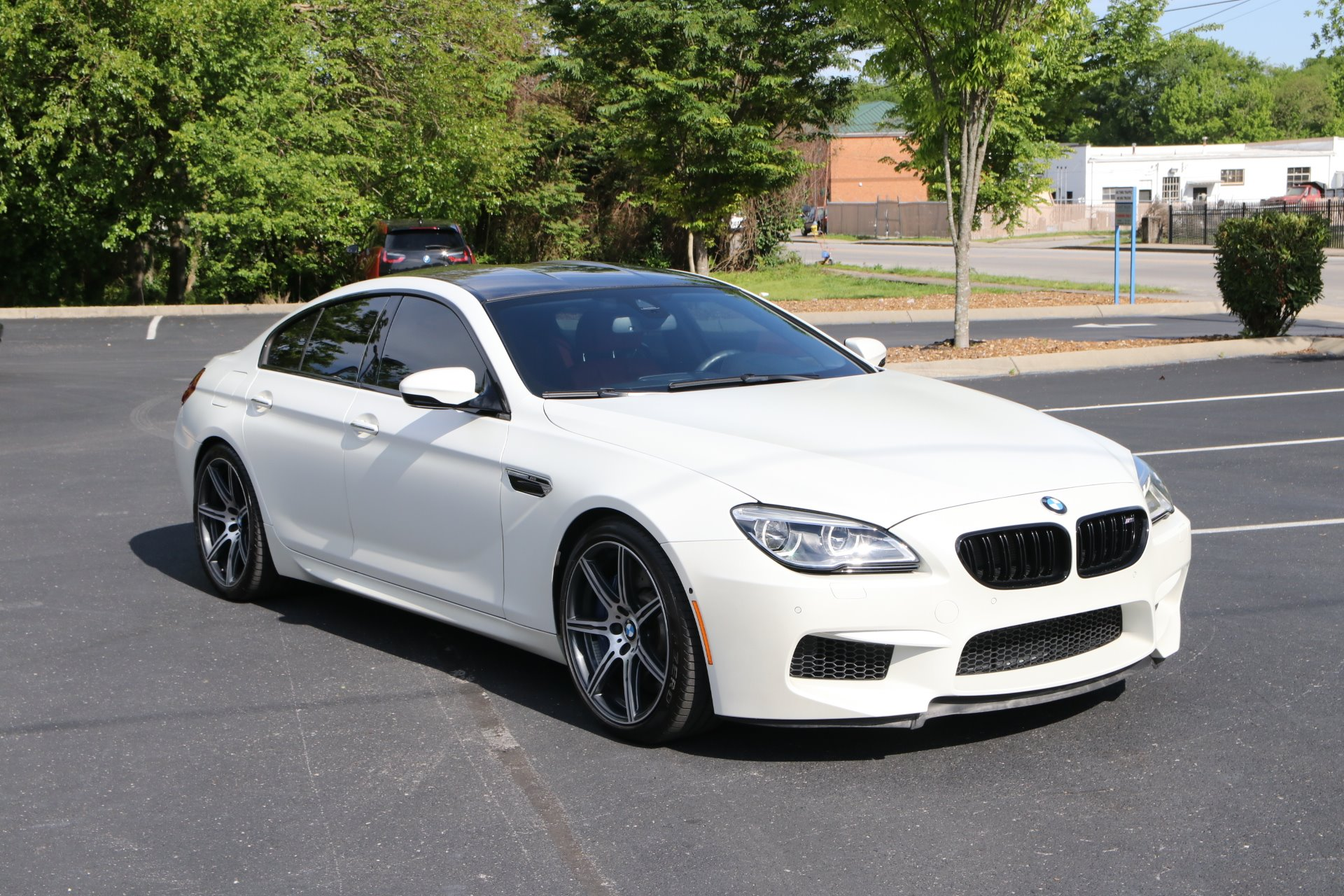 Used 2018 BMW M6 GRAND COUPE COMPETITION PKG W/NAV Gran Coupe for sale Sold at Auto Collection in Murfreesboro TN 37130 1