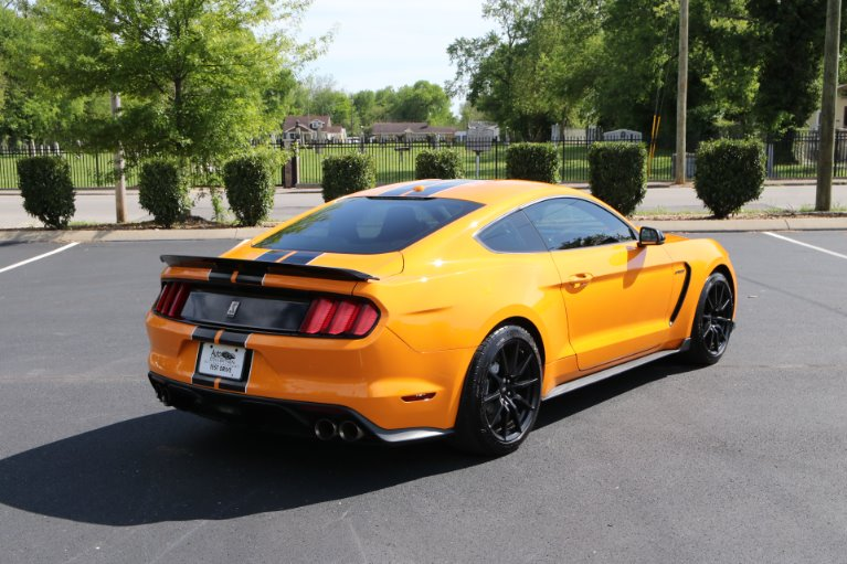 Used 2018 Ford Mustang SHELBY GT350 COUPE  W/NAV Shelby GT350 for sale Sold at Auto Collection in Murfreesboro TN 37130 3