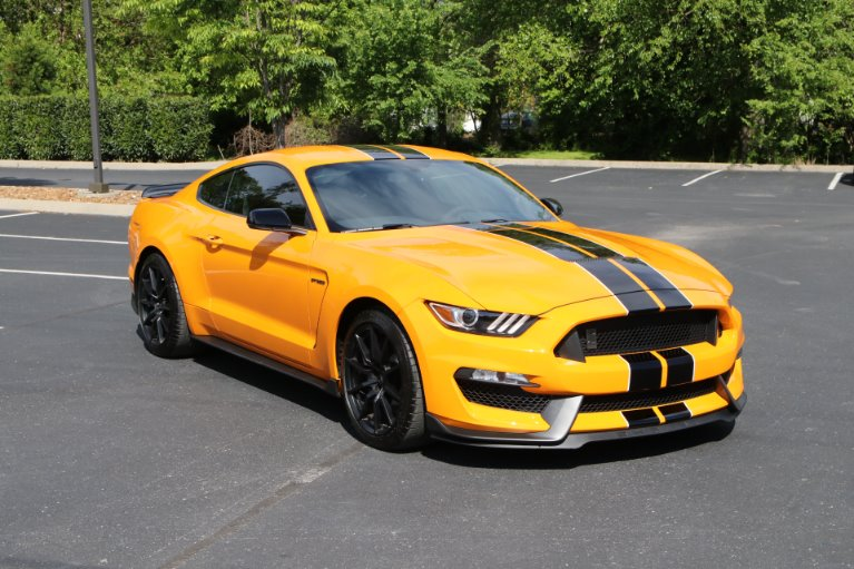 Used 2018 Ford Mustang SHELBY GT350 COUPE  W/NAV Shelby GT350 for sale Sold at Auto Collection in Murfreesboro TN 37130 1