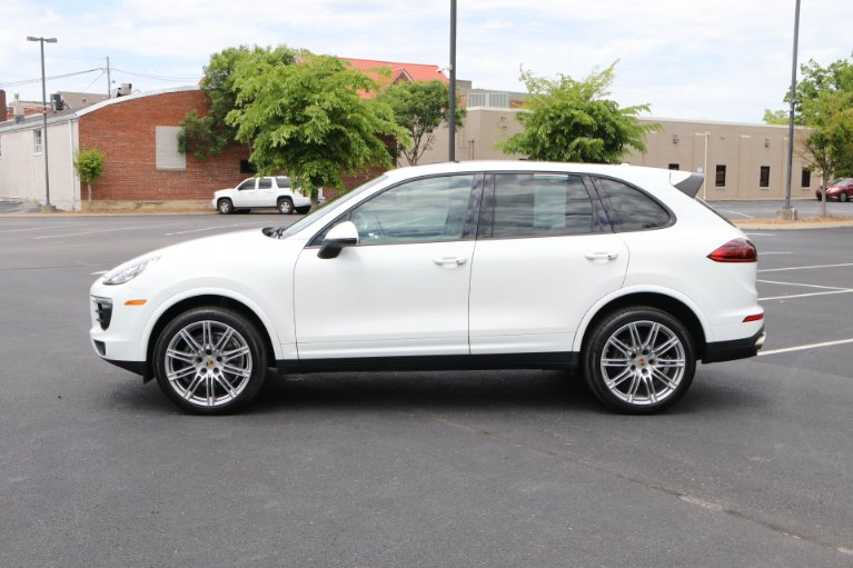 Used 2018 Porsche CAYENNE PLATINUM Awd W/nav BASE for sale Sold at Auto Collection in Murfreesboro TN 37130 7