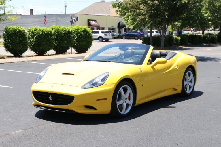Used 2010 Ferrari California for sale $92,950 at Auto Collection in Murfreesboro TN 37129 2