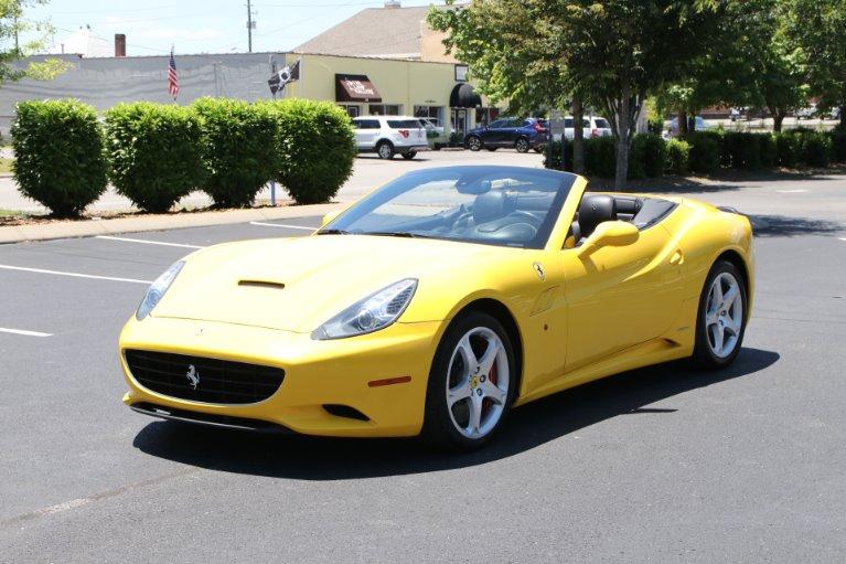 Used 2010 Ferrari California for sale Sold at Auto Collection in Murfreesboro TN 37130 2