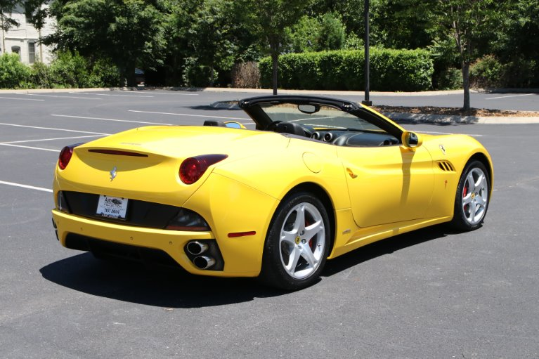 Used 2010 Ferrari California for sale $92,950 at Auto Collection in Murfreesboro TN 37129 3