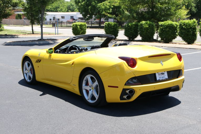 Used 2010 Ferrari California for sale Sold at Auto Collection in Murfreesboro TN 37130 4