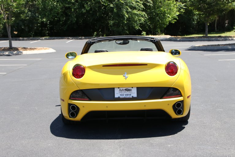 Used 2010 Ferrari California for sale $92,950 at Auto Collection in Murfreesboro TN 37129 6