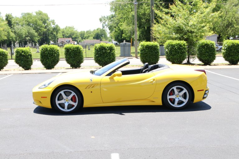 Used 2010 Ferrari California for sale $92,950 at Auto Collection in Murfreesboro TN 37129 7