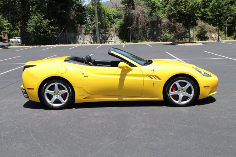 Used 2010 Ferrari California for sale $92,950 at Auto Collection in Murfreesboro TN 37129 8
