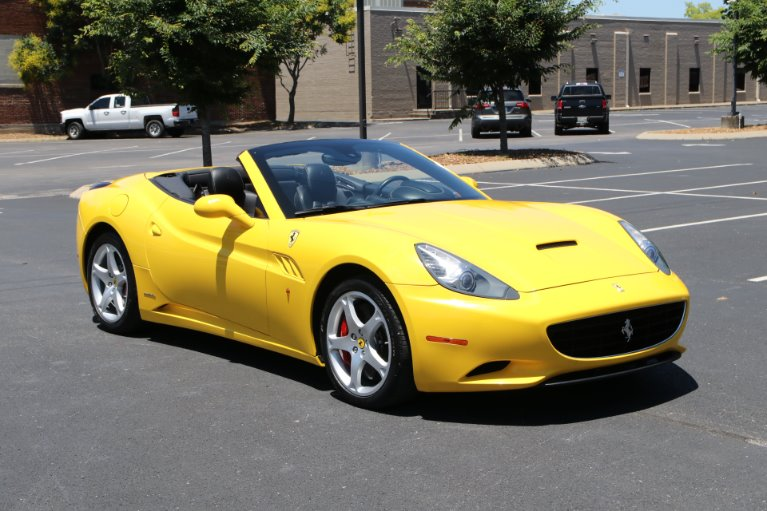 Used 2010 Ferrari California for sale $92,950 at Auto Collection in Murfreesboro TN 37129 1
