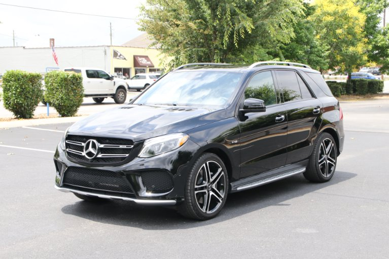 Used 2019 Mercedes-Benz GLE43 AMG 4MATIC W/NAV AMG GLE 43 for sale Sold at Auto Collection in Murfreesboro TN 37130 2