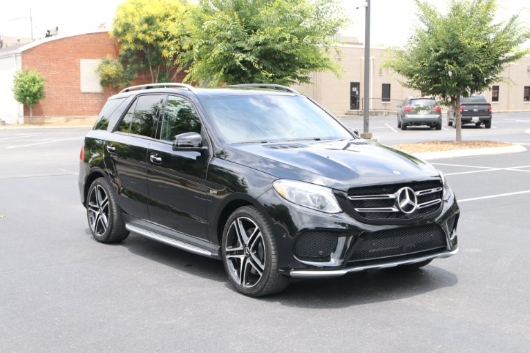 Used Used 2019 Mercedes-Benz GLE43 AMG 4MATIC W/NAV AMG GLE 43 for sale $56,950 at Auto Collection in Murfreesboro TN