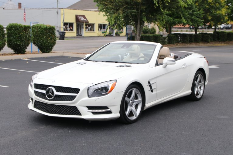 Used 2016 Mercedes-Benz SL550 SL 550 for sale Sold at Auto Collection in Murfreesboro TN 37130 2