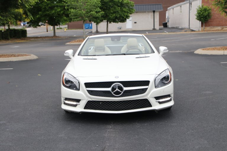 Used 2016 Mercedes-Benz SL550 SL 550 for sale Sold at Auto Collection in Murfreesboro TN 37130 5