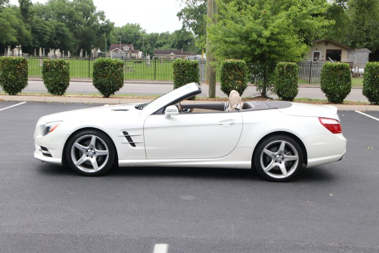 Used 2016 Mercedes-Benz SL550 SL 550 for sale Sold at Auto Collection in Murfreesboro TN 37130 7