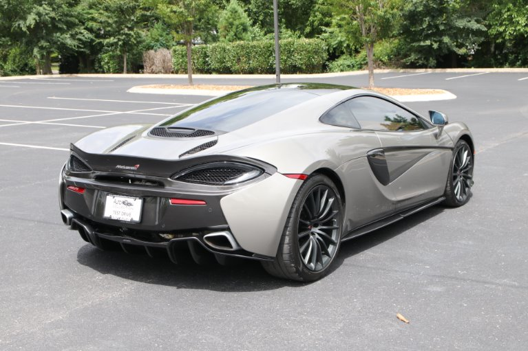 Used 2017 McLaren 570GT for sale Sold at Auto Collection in Murfreesboro TN 37130 3