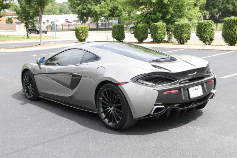 Used 2017 McLaren 570GT for sale Sold at Auto Collection in Murfreesboro TN 37130 4