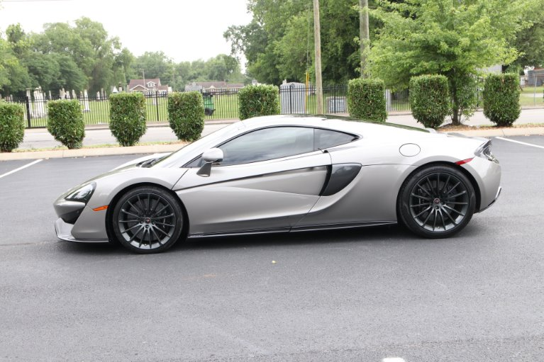 Used 2017 McLaren 570GT for sale Sold at Auto Collection in Murfreesboro TN 37130 7