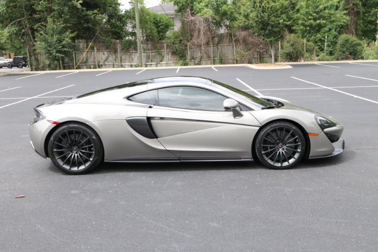 Used 2017 McLaren 570GT for sale Sold at Auto Collection in Murfreesboro TN 37130 8