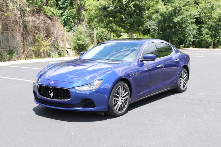 Used 2015 Maserati Ghibli S W/NAV Luxury/Touring/Sport PKG for sale Sold at Auto Collection in Murfreesboro TN 37130 2