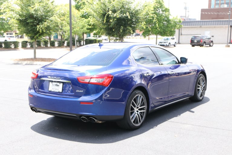 Used 2015 Maserati Ghibli S W/NAV Luxury/Touring/Sport PKG for sale Sold at Auto Collection in Murfreesboro TN 37130 3