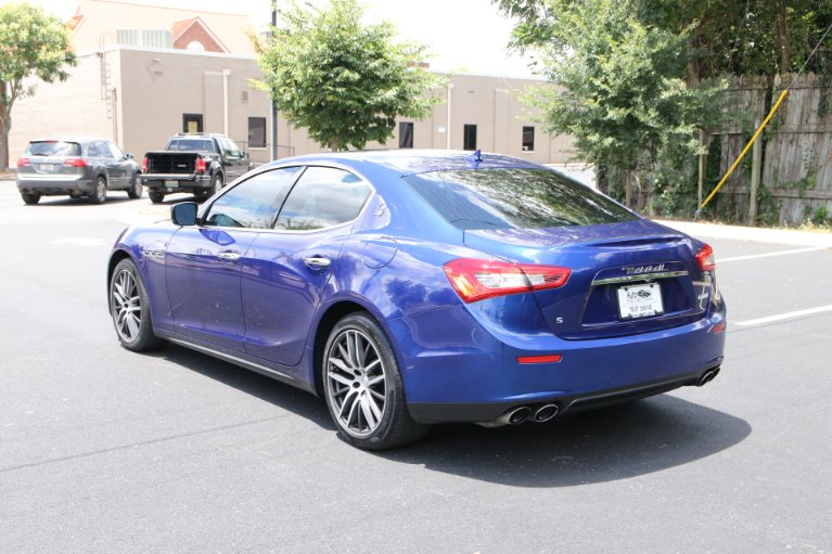 Used 2015 Maserati Ghibli S W/NAV Luxury/Touring/Sport PKG for sale Sold at Auto Collection in Murfreesboro TN 37130 4