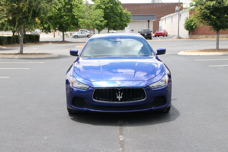 Used 2015 Maserati Ghibli S W/NAV Luxury/Touring/Sport PKG for sale Sold at Auto Collection in Murfreesboro TN 37130 5