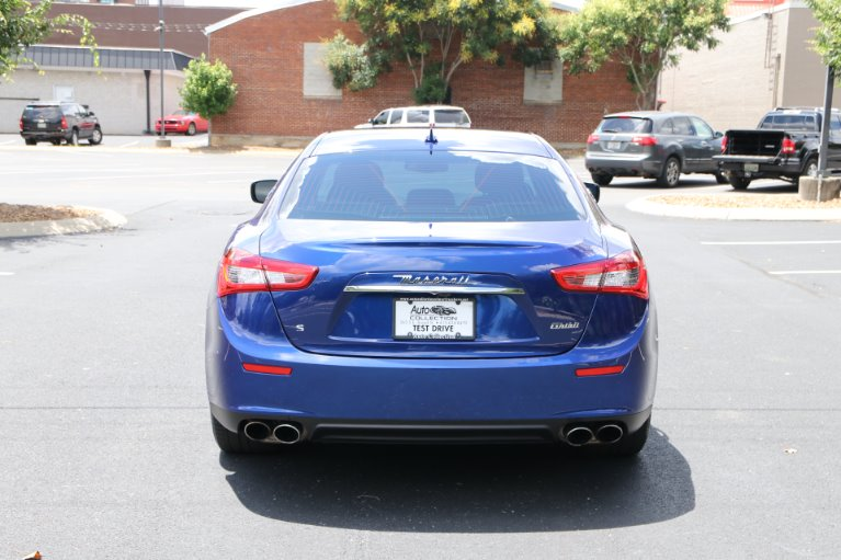 Used 2015 Maserati Ghibli S W/NAV Luxury/Touring/Sport PKG for sale Sold at Auto Collection in Murfreesboro TN 37130 6