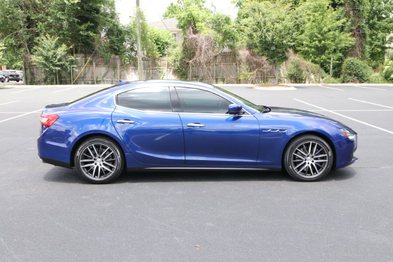 Used 2015 Maserati Ghibli S W/NAV Luxury/Touring/Sport PKG for sale Sold at Auto Collection in Murfreesboro TN 37130 8
