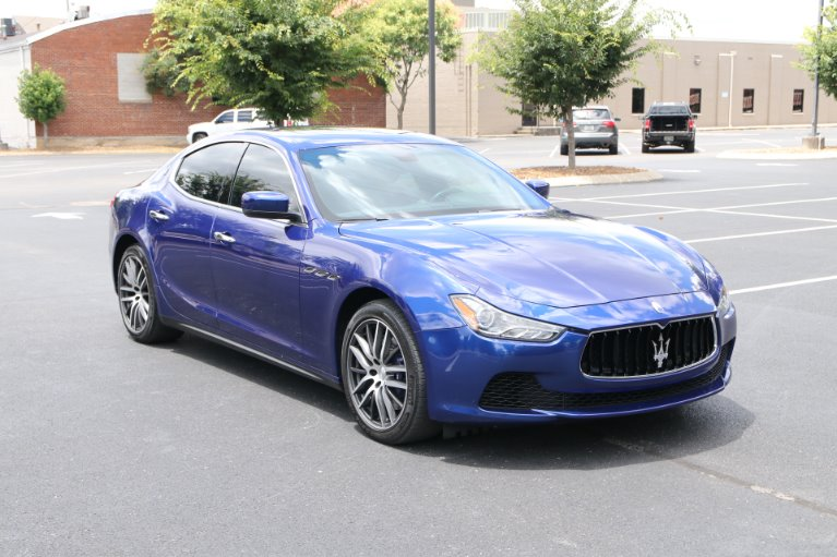 Used 2015 Maserati Ghibli S W/NAV Luxury/Touring/Sport PKG for sale Sold at Auto Collection in Murfreesboro TN 37130 1