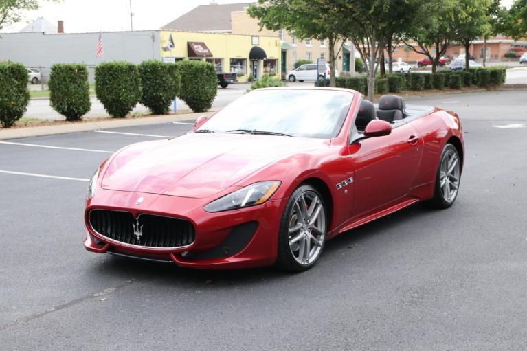 Used 2016 Maserati GRANTURISMO SPORT CONVERTIBLE W/NAV SPORT CONVERTIBLE for sale Sold at Auto Collection in Murfreesboro TN 37130 2