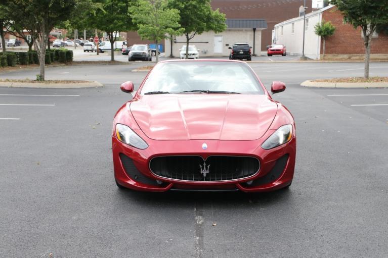 Used 2016 Maserati GRANTURISMO SPORT CONVERTIBLE W/NAV SPORT CONVERTIBLE for sale Sold at Auto Collection in Murfreesboro TN 37130 5