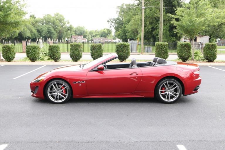 Used 2016 Maserati GRANTURISMO SPORT CONVERTIBLE W/NAV SPORT CONVERTIBLE for sale Sold at Auto Collection in Murfreesboro TN 37130 7