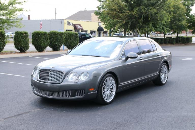 Used 2012 Bentley CONTINENTAL FLYING SPUR W12 AWD Turbo charged W/NAv FLYING SPUR for sale Sold at Auto Collection in Murfreesboro TN 37130 2