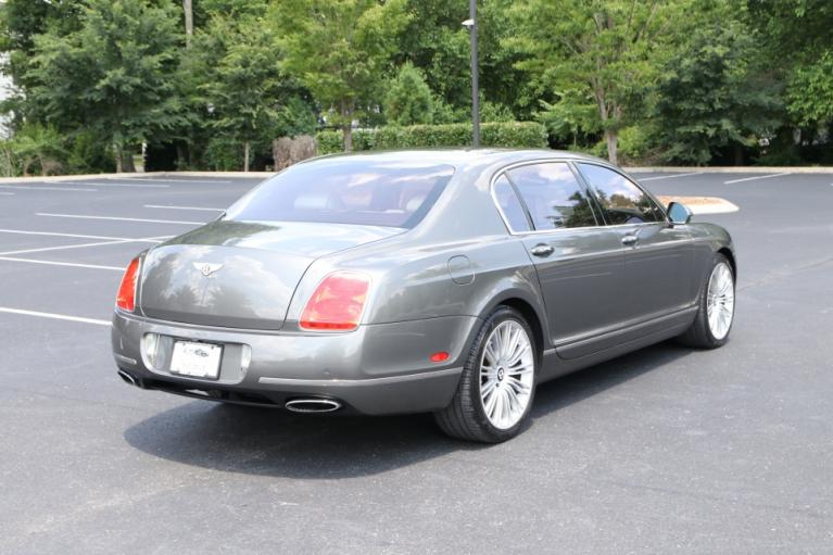 Used 2012 Bentley CONTINENTAL FLYING SPUR W12 AWD Turbo charged W/NAv FLYING SPUR for sale Sold at Auto Collection in Murfreesboro TN 37130 3