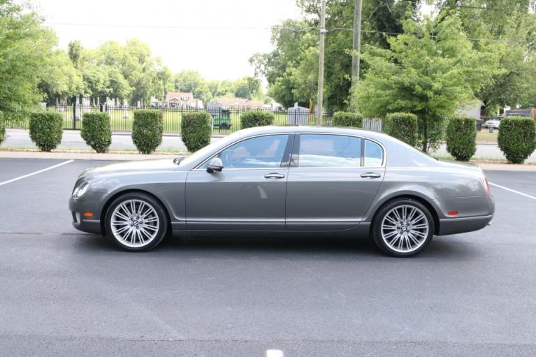 Used 2012 Bentley CONTINENTAL FLYING SPUR W12 AWD Turbo charged W/NAv FLYING SPUR for sale Sold at Auto Collection in Murfreesboro TN 37130 7