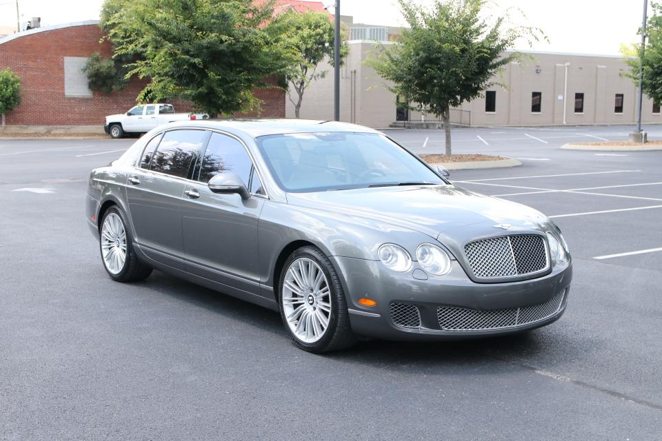 Used 2012 Bentley CONTINENTAL FLYING SPUR W12 AWD Turbo charged W/NAv FLYING SPUR for sale Sold at Auto Collection in Murfreesboro TN 37130 1