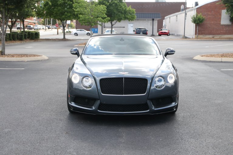 Used 2014 Bentley Continental GTC S V8 Convertible W/NAV GT V8 S for sale Sold at Auto Collection in Murfreesboro TN 37130 5
