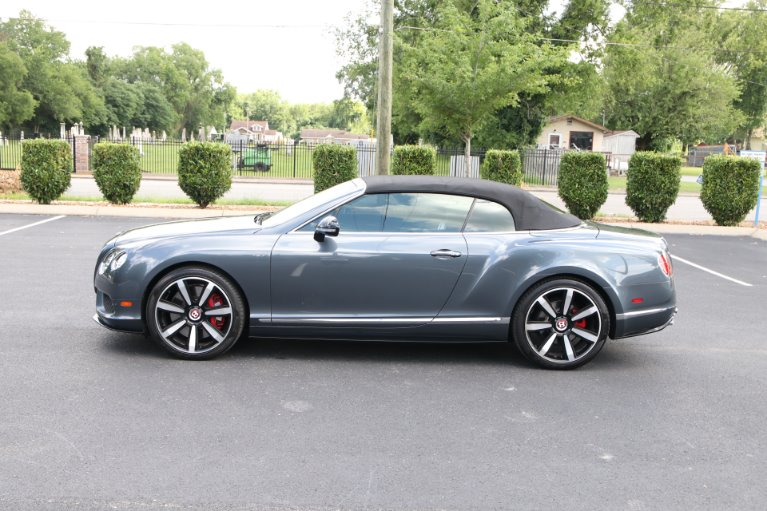 Used 2014 Bentley Continental GTC S V8 Convertible W/NAV GT V8 S for sale Sold at Auto Collection in Murfreesboro TN 37130 7