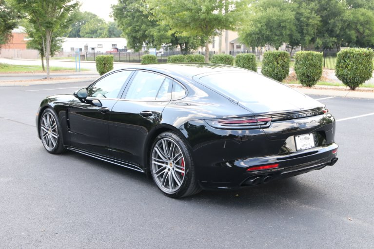 Used 2020 Porsche Panamera GTS AWD W/NAV GTS for sale Sold at Auto Collection in Murfreesboro TN 37130 4