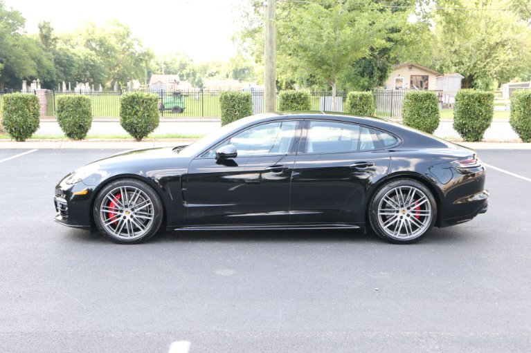 Used 2020 Porsche Panamera GTS AWD W/NAV GTS for sale Sold at Auto Collection in Murfreesboro TN 37130 7